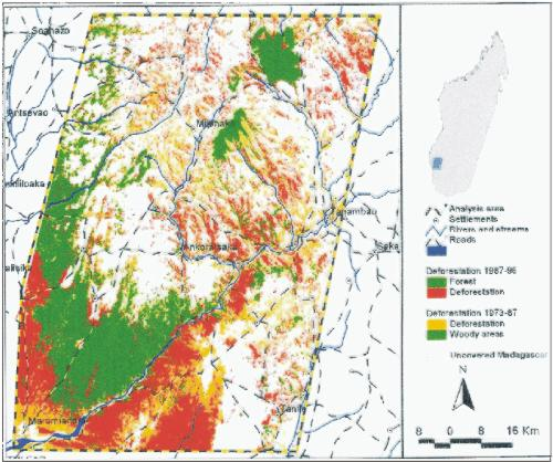 Use Of Natural Resources In Madagascar